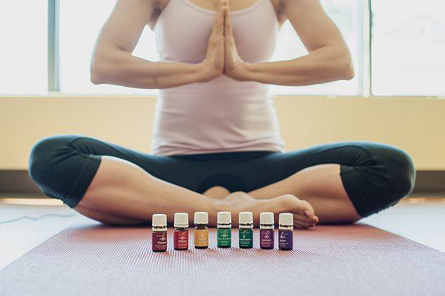 Gentle PILATES & YOGA Sessions with Essential oils and Meditation