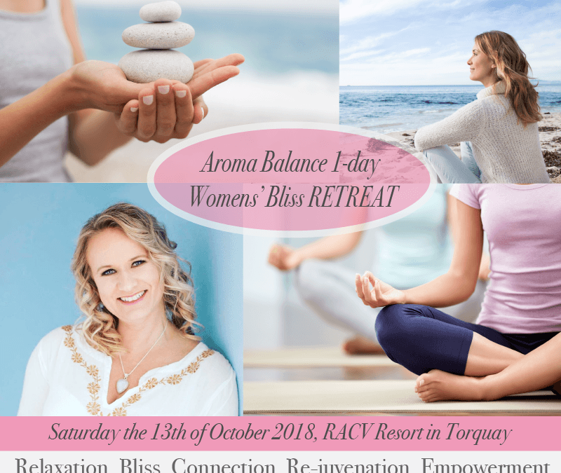 Aroma Balancing WELLNESS RETREATS