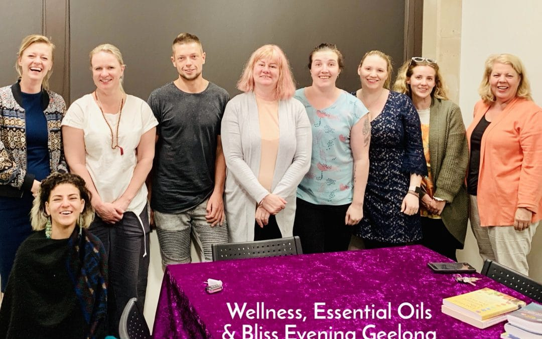 Wellness, Essential Oils and Bliss in Geelong
